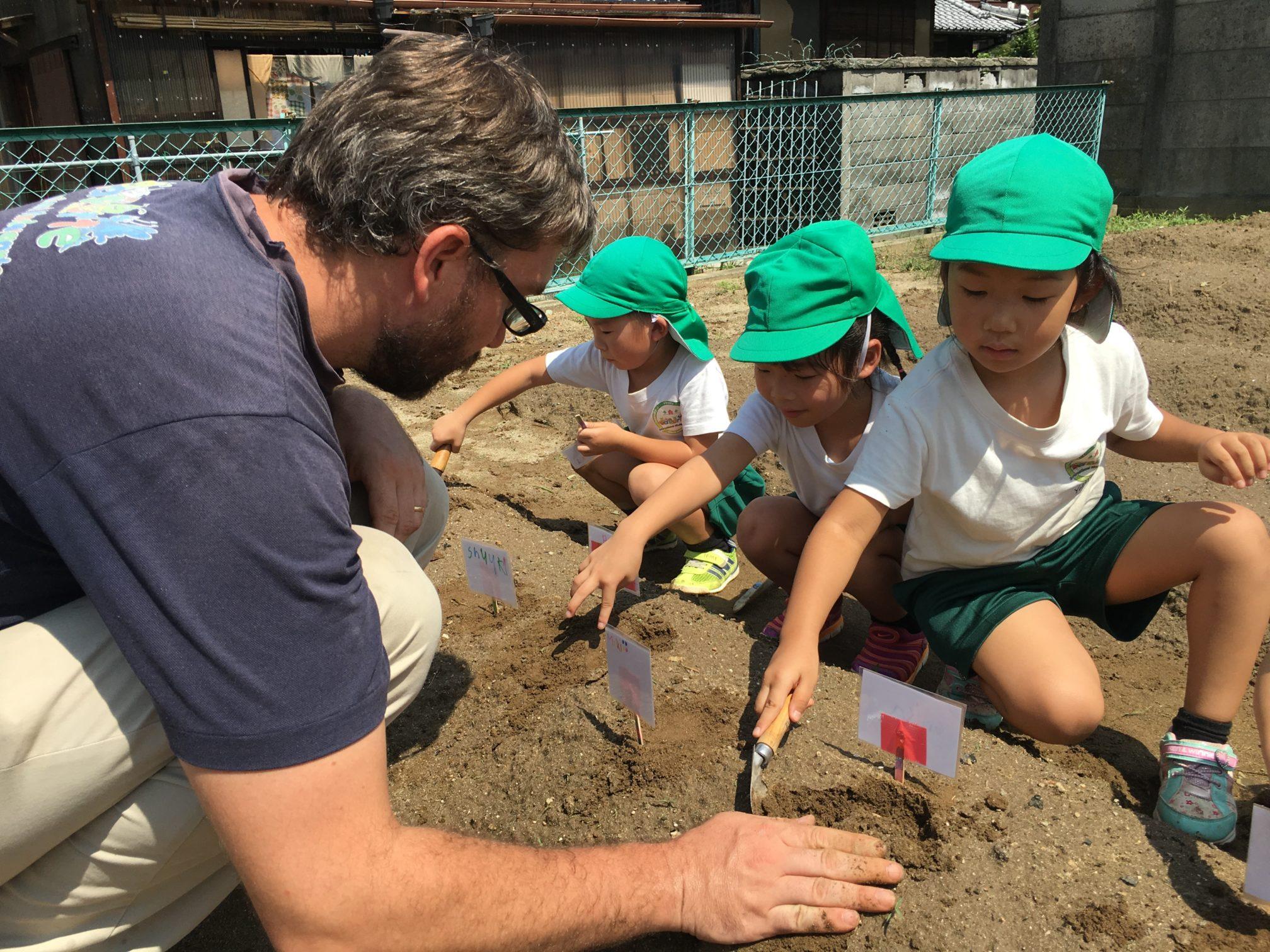 畑 | ラポルトインターナショナルスクール/La Porte International School